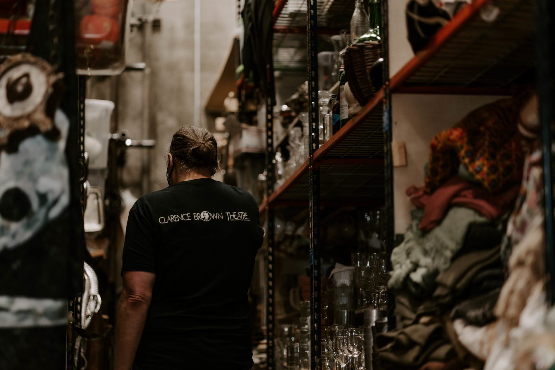 Behind the Scenes at the Clarence Brown Theatre - Prop Shop