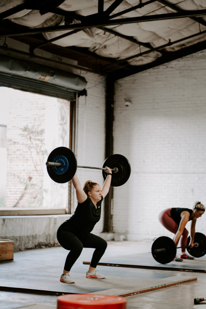 Rocky Top CrossFit Weightlifting