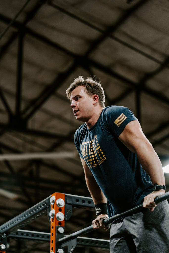 Rocky Top CrossFit Workout