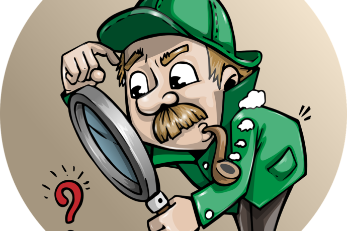 green detective