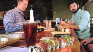 Oh, Nama - your sashimi is my soymate.