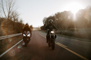 motorcyles riding in Union County